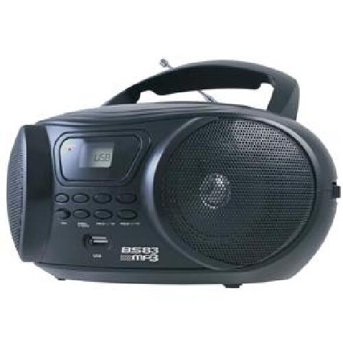 Foto - RADIO BRITANIA 3,4 W RMS USB MP3