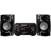 Foto de MINI SYSTEM PANASONIC 450W BLUETOOTH CD USB