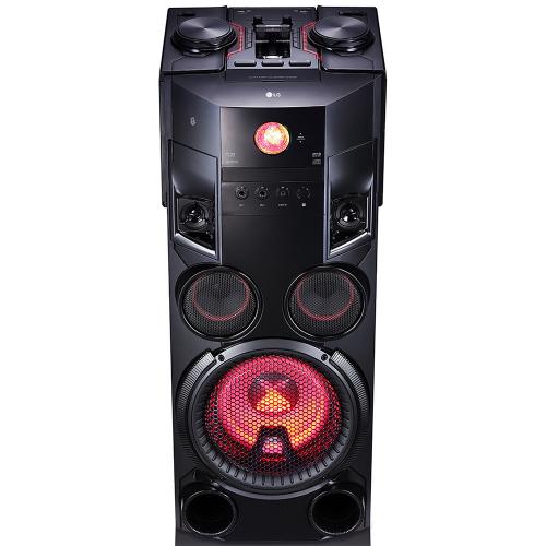 Foto - MINI SYSTEM LG TORRE 1000W USB MP3 BLUETOOTH