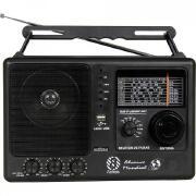 Foto de RADIO MOTOBRAS 8 FAIXAS USB FM/OC