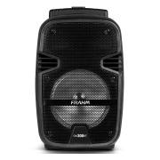 Miniatura - caixa de som frahm 300w bateria int bluetooth