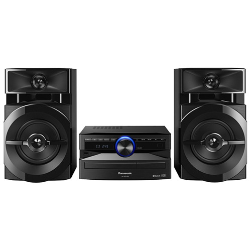 Foto - MINI SYSTEM PANASONIC 250W BLUETOOTH CD USB