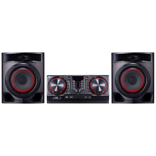 Foto - MINI SYSTEM LG 440W RMS BLUETOOTH