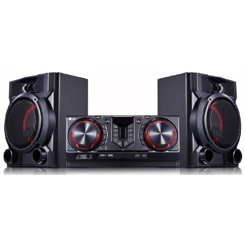 Foto - MINI SYSTEM LG 810W RMS BLUETOOTH
