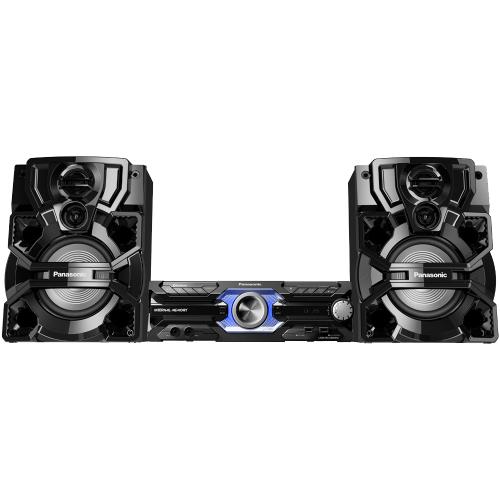 Foto - MINI SYSTEM PANASONIC 1800W BLUETOOTH CD USB