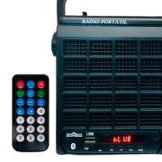 Miniatura - RADIO MOTOBRAS 7 FAIXAS BLUETOOTH USB AM/FM/OC