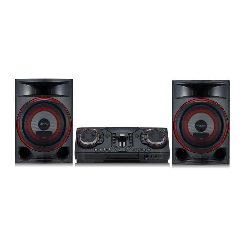 Foto - MINI SYSTEM LG 2350W BLUETOOTH CD USB