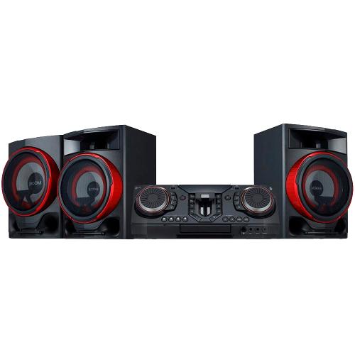 Foto - MINI SYSTEM LG 2900W BLUETOOTH CD USB