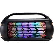 Foto de CAIXA DE SOM SUMAY 60W FIRE BOX BLUETOOTH FM LED