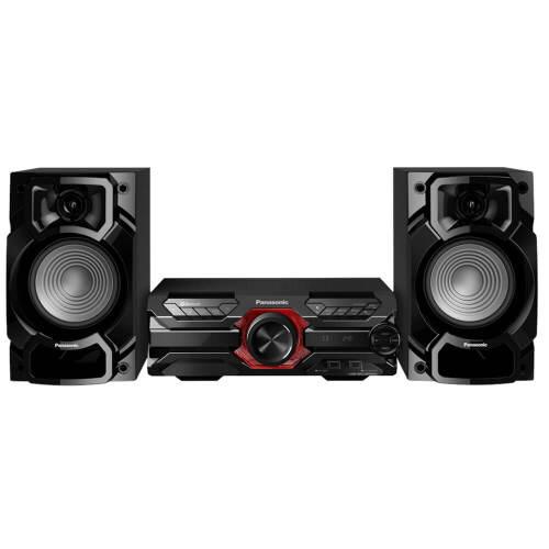 Foto - MINI SYSTEM PANASONIC 450W USB MP3 BLUETOOTH