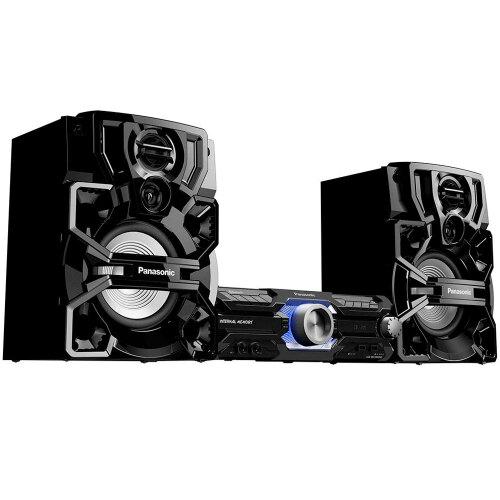 Foto - MINI SYSTEM PANASONIC 1800W USB MP3 BLUETOOTH