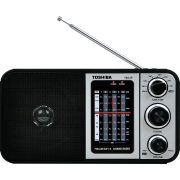 Miniatura - RADIO PORTATIL TOSHIBA 8 FAIXA USB