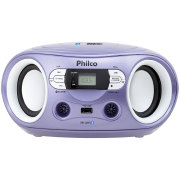 Foto de RADIO PHILCO 6WTS BLUETOOTH USB FM MP3