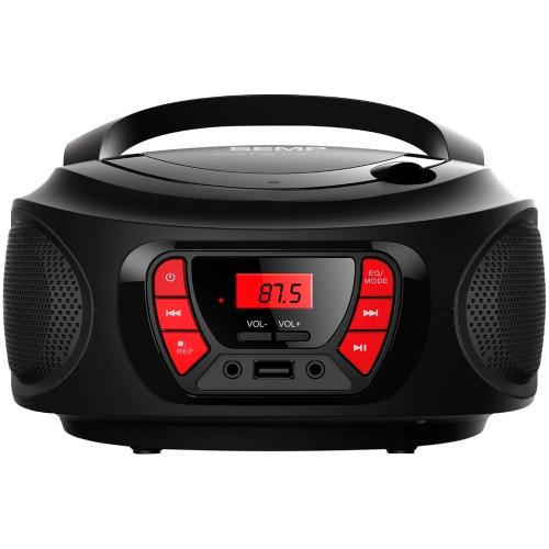 Foto - RADIO SEMP 4W BLUETOOTH CD USB DISPLAY DIG