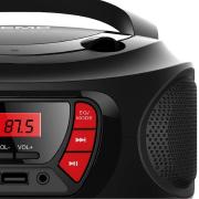 Miniatura - RADIO SEMP 4W BLUETOOTH CD USB DISPLAY DIG