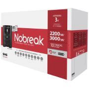 Miniatura - NOBREAK SMS 3000VA BIVOLT POWER VISION