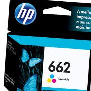 Miniatura - CARTUCHO DE TINTA HP  Nº 662 TRICOLOR