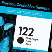 Miniatura - CARTUCHO DE TINTA HP  Nº 122 PRETO