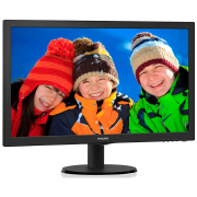 Foto de MONITOR LED PHILIPS 243V5QHAB 23.6P HDMI SPEAKER