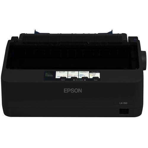 Foto - IMPRESSORA EPSON MATRICIAL LX350 EDGE 80 COL USB
