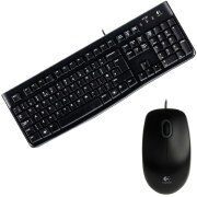 Miniatura - TECLADO E MOUSE LOGITECH DESKTOP MK120 USB