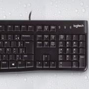 Miniatura - TECLADO LOGITECH DESKTOP K120 USB