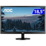 "Foto de MONITOR AOC LED E970SWNL 18.5"" WIDESCREEN"