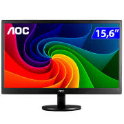 Foto de MONITOR AOC LED 15.6 E1670SWU/WM VESA
