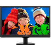 Foto de MONITOR PHILIPS LED 18,5P 193V5LSB2 WIDE VESA