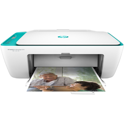 Foto - MULTIFUNCIONAL HP DESKJET WI-FI INK ADVANTAGE 2676