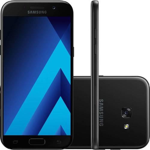 Foto - Celular Samsung Galaxy a-520 2017 64GB Dual