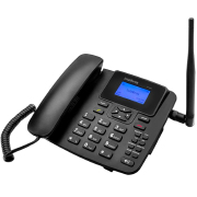 Miniatura - Celular Rural Intelbras CF-4201 Radio FM Single S/