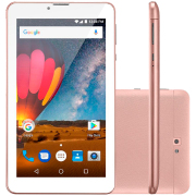 Miniatura - TABLET MULTILASER M7 3G PLUS 7P 8GB WIFI QUAD 2CAM