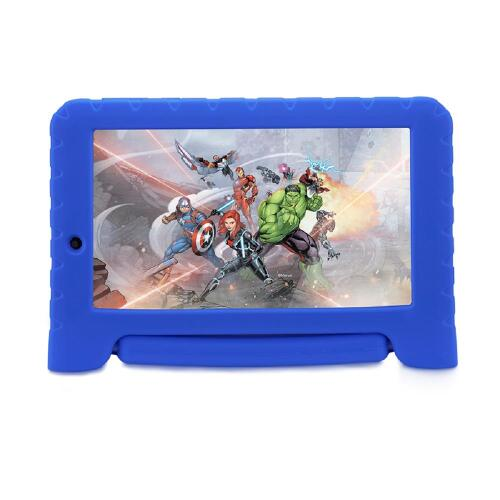 Foto - TABLET MULTILASER VINGADORES PLUS 7P QUAD 8GB 2C