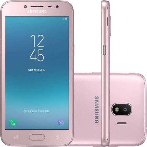 Foto - Celular Samsung Galaxy J-2 Pro Dual
