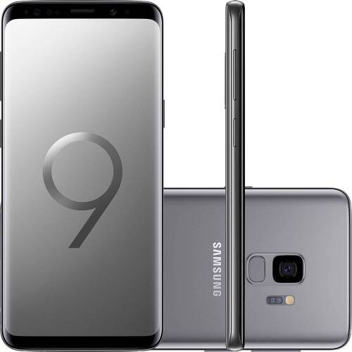 Foto - Celular Samsung Galaxy G-9600 S-9 Dual