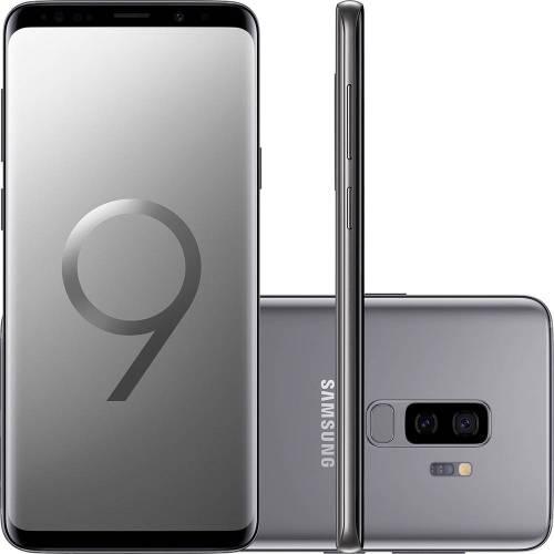 Foto - Celular Samsung Galaxy G-9650 S-9 Plus Dual