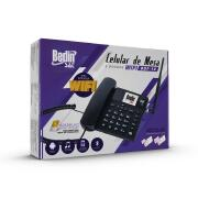 Miniatura - Celular Rural Bedin Wi-Fi BDF-12 Single