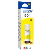Miniatura - REFIL TANQUE TINTA EPSON T504 AMARELO L4150/60/617