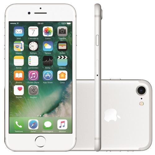Foto - Telefone Celular Apple Iphone 7 32GB