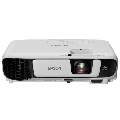 Foto - PROJETOR EPSON POWERLITE S41+ 3 LCD SVGA 3300 LUME