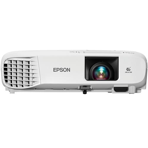Foto - PROJETOR EPSON POWERLITE W39 3LCD WXGA HDMI 3500L