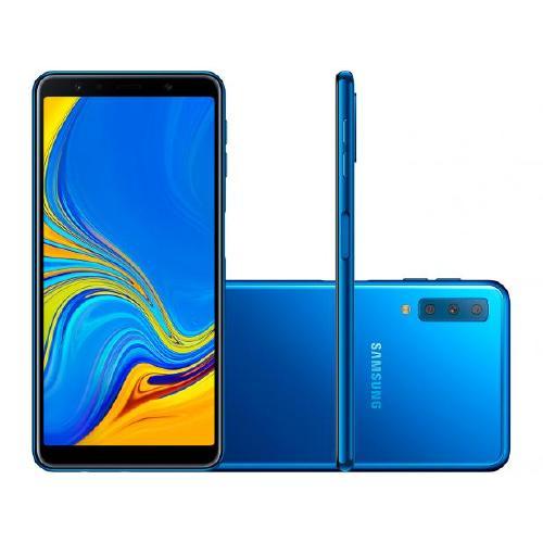 Foto - Celular Samsung Galaxy A-7 64GB Dual