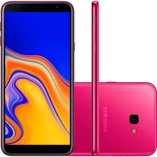Foto - Celular Samsung Galaxy J-4+ 32GB Dual
