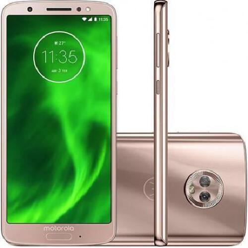 Foto - Celular Motorola Moto G6 64GB XT1925 Dual