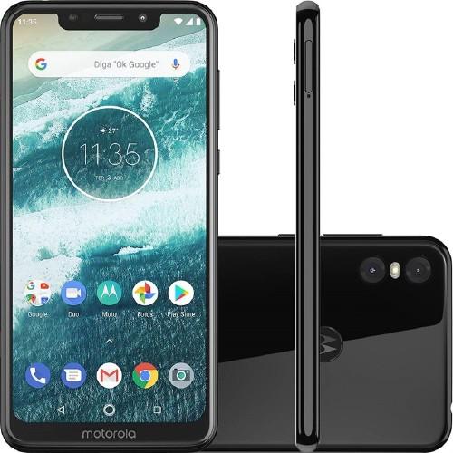 Foto - Celular Motorola One 64GB Dual