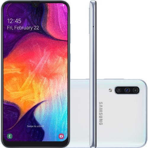 Foto - Celular Samsung Galaxy A-50 64GB Dual