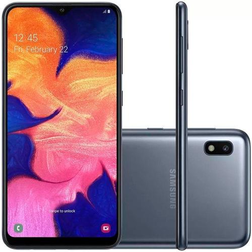 Foto - Celular Samsung Galaxy A-10 32GB Dual