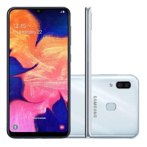 Foto - Celular Samsung Galaxy A-30 64GB Dual