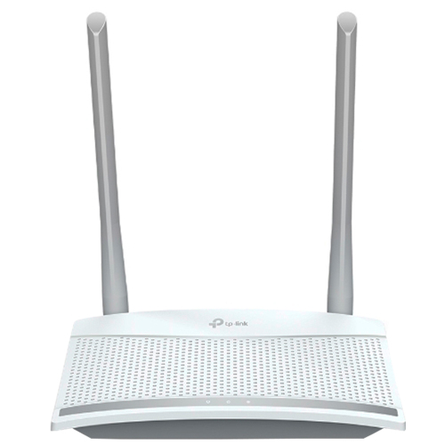 Foto - ROTEADOR WIRELESS TPLINK WR820N 300MBPS 2ANTENAS